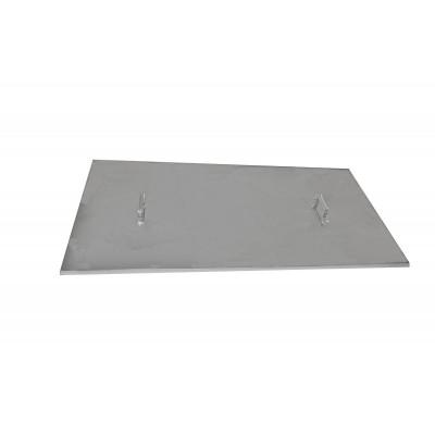 Крышка для стола по распечатке фирмы ABB-100 длина — 1,5 метр, толщина 0,8мм AISI 430