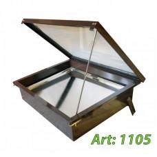 Воскотопка солнечная на 2 рамку ABB-100