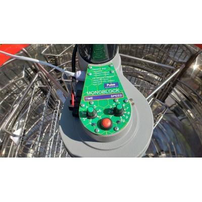 Электро-привод медогонки Моноблок 12 В 100 Вт для медогонок АВВ-100 и Чарунка