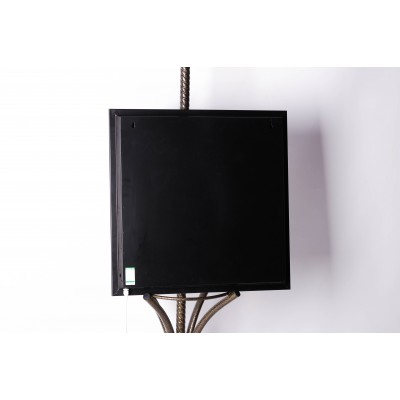 Керамический обогреватель PULSE K600 черный корпус