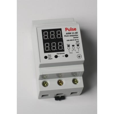 Реле напряжения PULSE ARM 11-40А